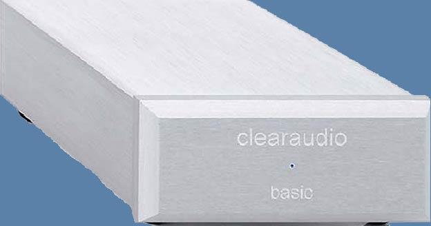 Clearaudio phonostage basic