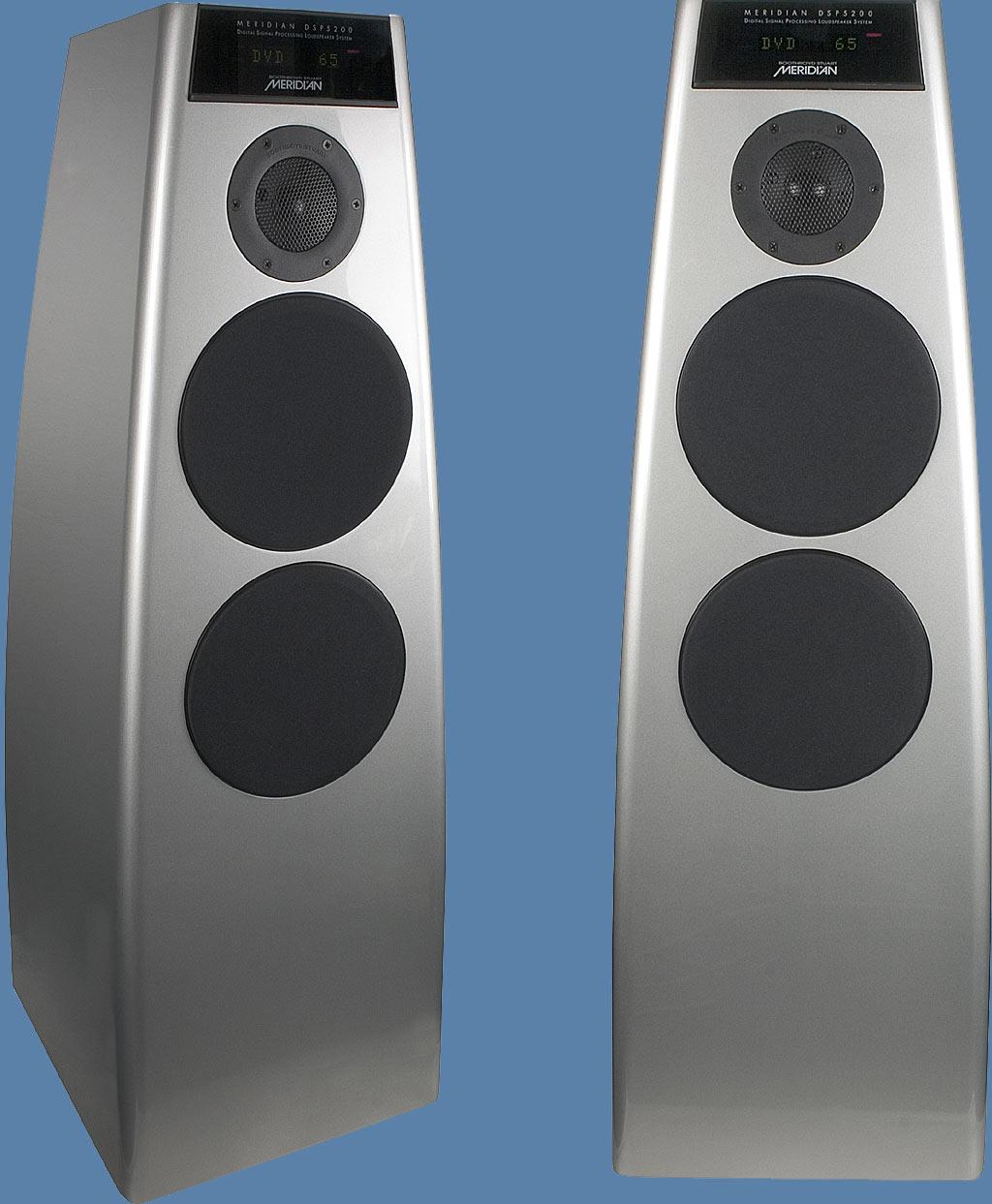 Meridian DSP5200