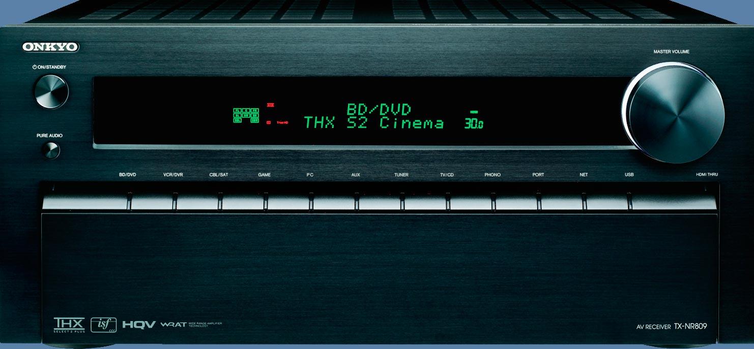 ONKYO TX-NR809